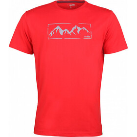 High Colorado Garda 5 T-Shirt Homme, high risk red